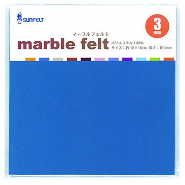 Marble felt